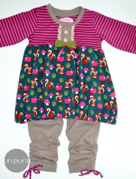 Schnabelina Kleid u Leggings (5)